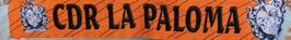 Bufanda Oficial de la Afición del C.D.R. La Paloma