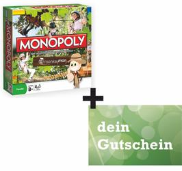 monkeyman-MONOPOLY und Kletterticket