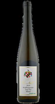 2019er Weißburgunder -lange Hefe-