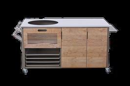 Kamado Space Cabinet