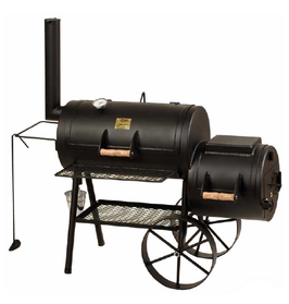 "Joe´s Barbeque Smoker 16"" Classic"