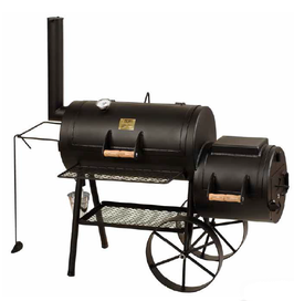 "Joe´s Barbeque Smoker 16"" Special"