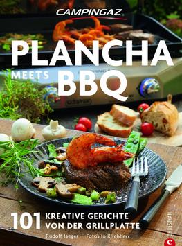 Campingaz Plancha BBQ Kochbuch
