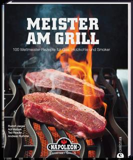 Grillbuch Meister am Grill