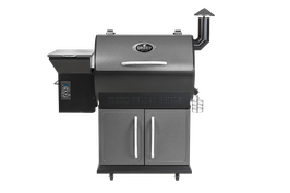 Grizzly Grills Pellet Grill Large Deluxe inkl. 27 kg Pellets