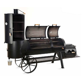 "Joe´s Barbeque Smoker 24"" Extended Catering"