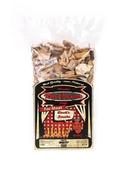 Axtschlag Wood Smoking Chips Devil´s Smoke Spezialmischung