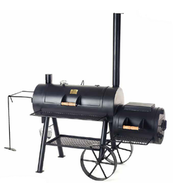 "Joe´s Barbeque Smoker 16"" Reverse Flow"
