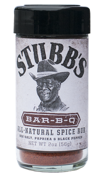 Stubb´s Bar-B-Q all natural Spice Rub