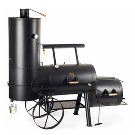 "Joe´s Barbeque Smoker 24"" Chuckwagon Catering"