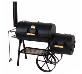 "Joe´s Barbeque Smoker 16"" Tradition"