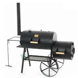 "Joe´s Barbeque Smoker 16"" Wild West"