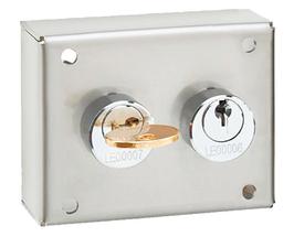 Échangeur avec 2 clés, 1 pour 1, AGA1402