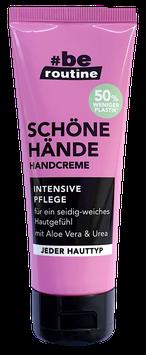 #be routine Schöne Hände Handcreme