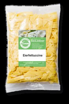 Eier-Fettuccine (Bandnudeln)