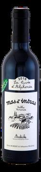 Cuvée d'Alphonse 2015 dann 2016