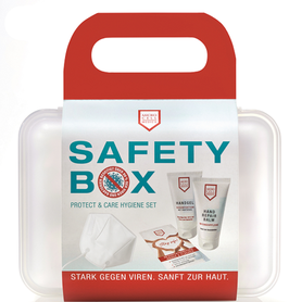 MICRO CELL MEDIC+ SAFETY BOX