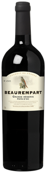 Beaurempart Grande Reserve Rouge 2016