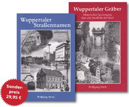 Wuppertaler Straßennamen & Wuppertaler Gräber