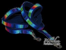 Pöllchen Leine Blauer Regenbogen