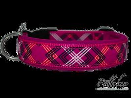 Pöllchen Komforthalsband Pink Parallels
