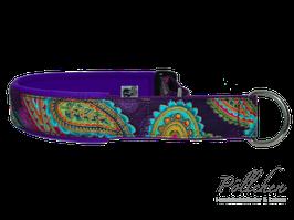 Pöllchen Komfort-Zugstopphalsband Big Paisley