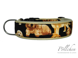 Pöllchen Komforthalsband Golden Retriever