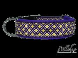 Pöllchen Komforthalsband Lila Symmetrie