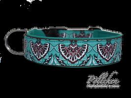 Pöllchen Komforthalsband Turquoise