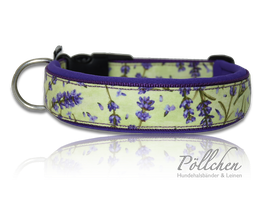 Pöllchen Komforthalsband Lavendel