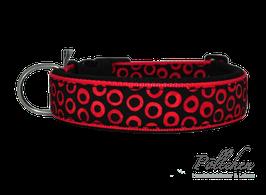 Pöllchen Komforthalsband Red Rings