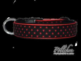 Pöllchen Komforthalsband Red Stars