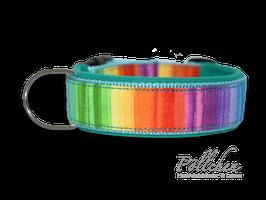 Pöllchen Komforthalsband Bright Rainbow