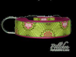 Pöllchen Komforthalsband Grüne Fusion