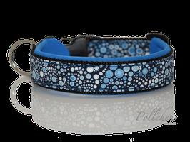Pöllchen Halsband Sporen Hellblau