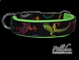 Pöllchen Komforthalsband Mexican Gekko