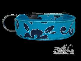 Pöllchen Komforthalsband Türkis Hawaii