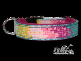 Pöllchen Halsband Happy Pixel