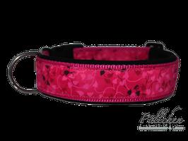 Pöllchen Komforthalsband Pink Efeu