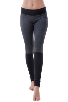 "JALA – LEGGING ""FLASH DANCE CHARCOAL/BLACK"""