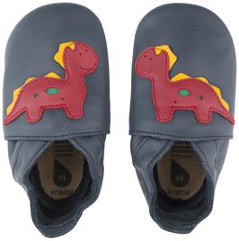 Bobux Lederpatschen Dino