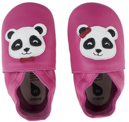 Bobux Lederpatschen Panda