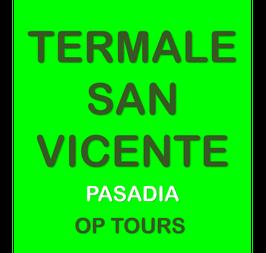 TERMALES SAN VICENTE PASADIA