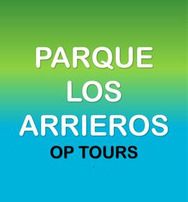 PARQUE DE LOS ARRIEROS PASADIA