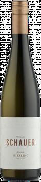 Riesling Kabinettstück 2018 (fruchtsüß) 0,75l Weingut Schauer