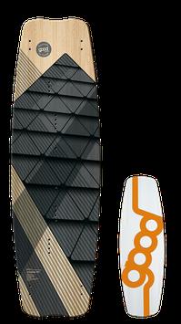 Crossbay  inkl. Goodboards Bindung, Griff und Finnen