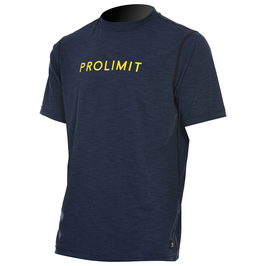 Prolimit Loosefit Tee Logo Shortarm Blue / Yellow