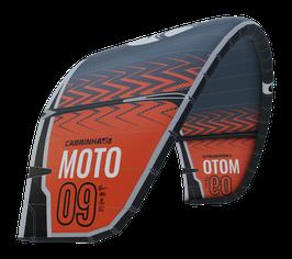 Cabrinha 2021 Moto in C1 Black / Red