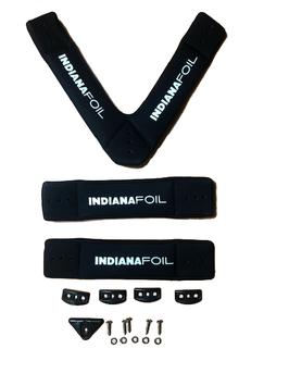 Indiana Y Strap Incl. 3 Screws & 3 Plates
