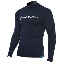 Prolimit Rashguard Logo Longarm Blue